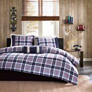 Mi Zone Alton Plaid Comforter Set