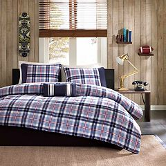 Mi Zone Alton Plaid Comforter Set