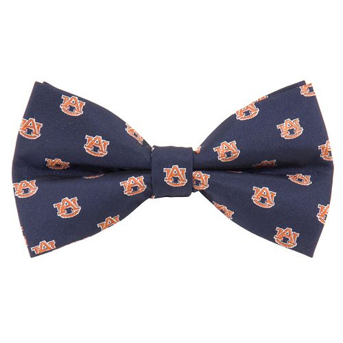 Auburn Tigers Repeat Woven Bow Tie