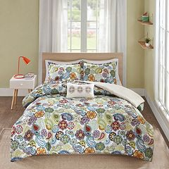 Mi Zone Asha Duvet Cover Set