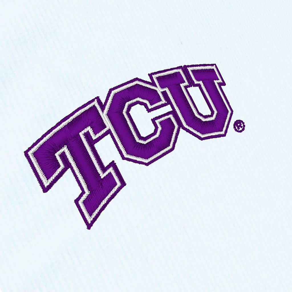 Men's Antigua TCU Horned Frogs Delta 1/4-Zip Pullover