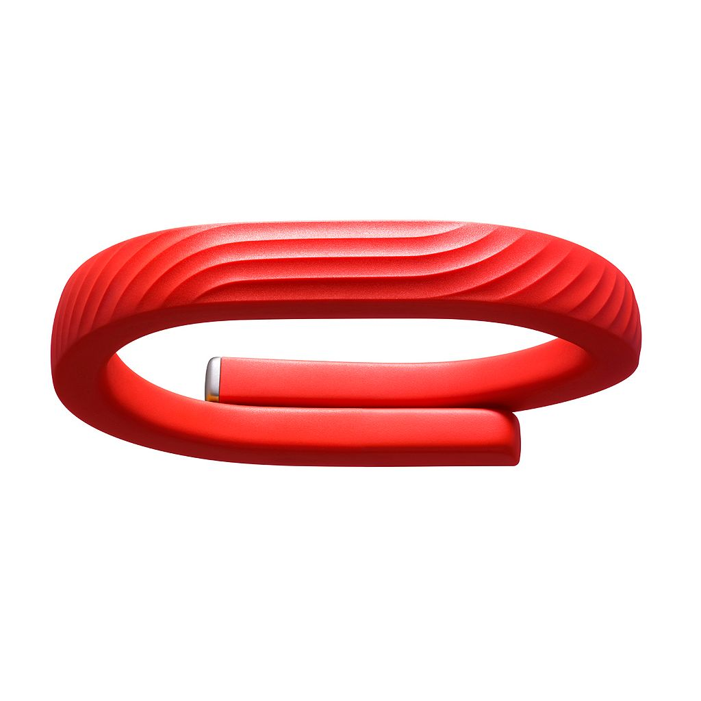 Jawbone UP24 Wireless Activity Tracker (Red)