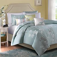 Madison Park Athena 6 pc Duvet Cover Set