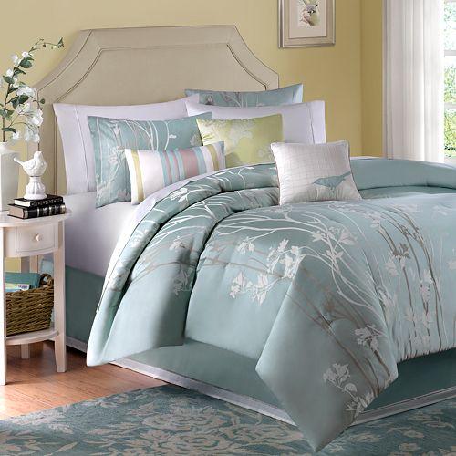 Madison Park Athena 7 Pc Comforter Set