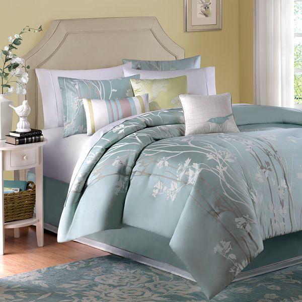 Madison Park Athena 7 Pc Comforter Set, Madison Park Bedding Website