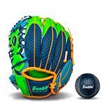 Franklin Sports Meshtek Series 9.5-in. Left Hand Throw T-Ball Glove & Ball Set - Youth