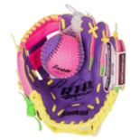 Franklin Sports Meshtek Series 9.5 in Left Hand Throw T-Ball Glove & Ball Set - Youth