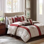 Madison Park Blaine 7 pc Comforter Set