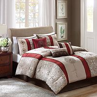 Madison Park Blaine 7 pc Comforter Set
