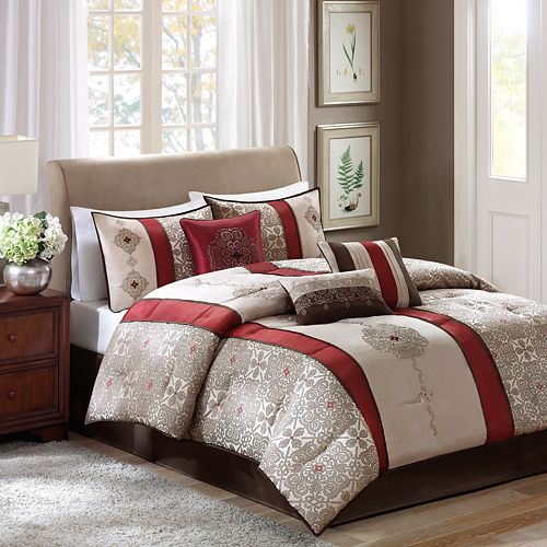 Madison Park Blaine 7-pc. Comforter Set