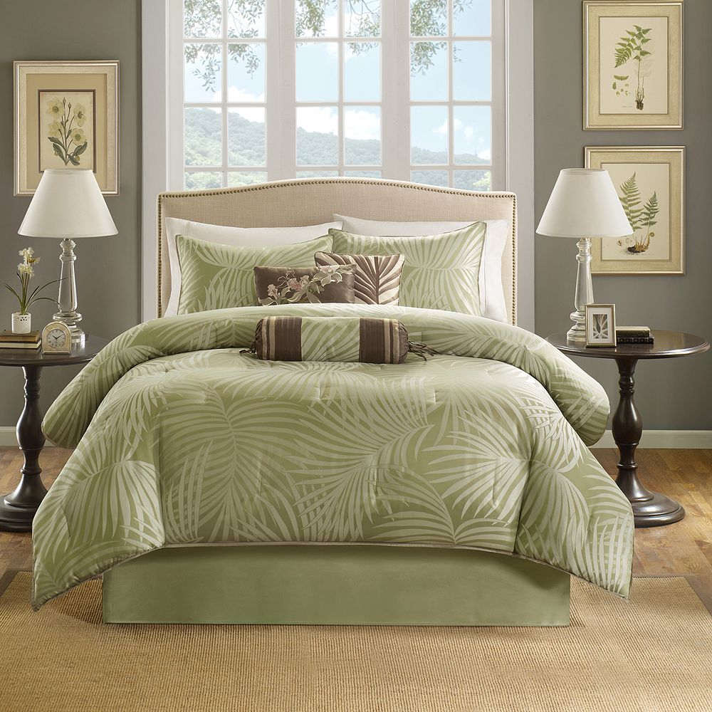 Madison Park Bermuda 7-pc. Comforter Set