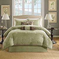 Madison Park Bermuda 7 pc Comforter Set