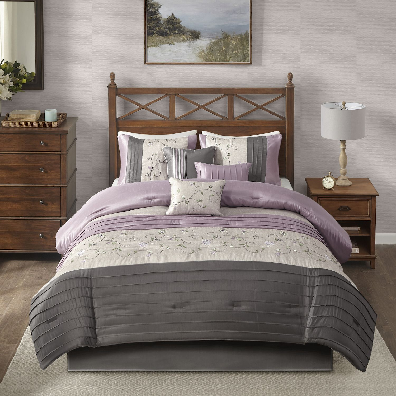 Wayfair basics wayfair basics 7 piece comforter set amp reviews - Comforter Set
