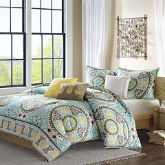 Madison Park Bali 6-pc. Duvet Cover Set