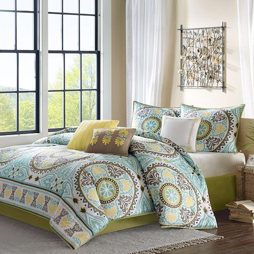 Madison Park Bali 7-pc. Comforter Set