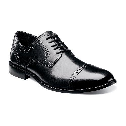 Nunn Bush Norcross Men's Cap Toe Oxford Dress Shoes