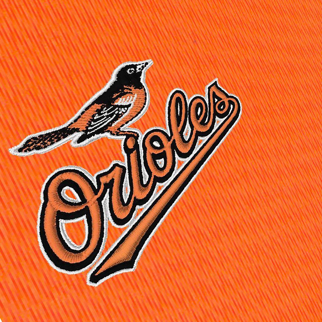 Men's Antigua Baltimore Orioles Delta 1/4-Zip Pullover