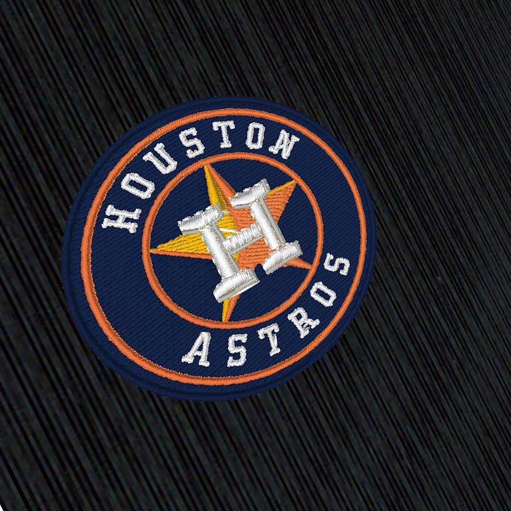 Men's Antigua Houston Astros Delta 1/4-Zip Pullover