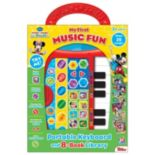 Disney Mickey Mouse Clubhouse My First Music Fun Portable Keyboard & Library Set