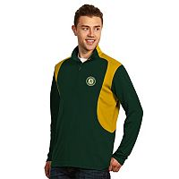 Men's Antigua Oakland Athletics Delta 1/4-Zip Pullover