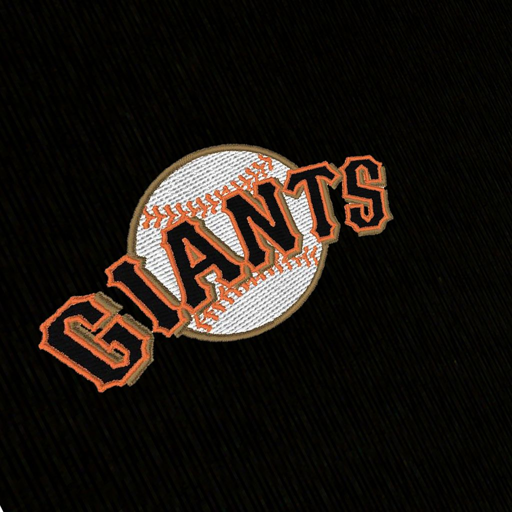 Men's Antigua San Francisco Giants Delta 1/4-Zip Pullover