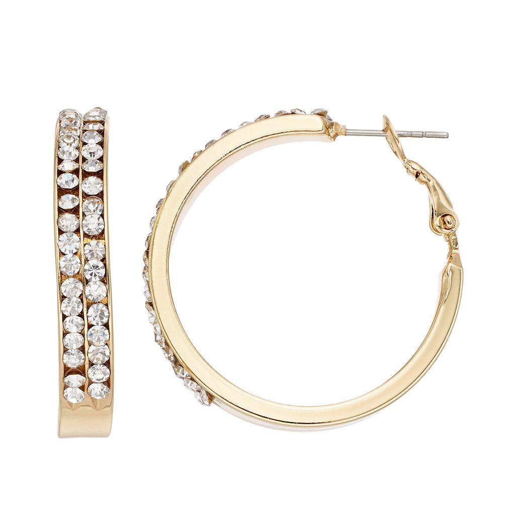 Jennifer Lopez Hoop Earrings