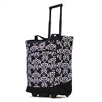 Olympia Fashion Wheeled Shopping Bag