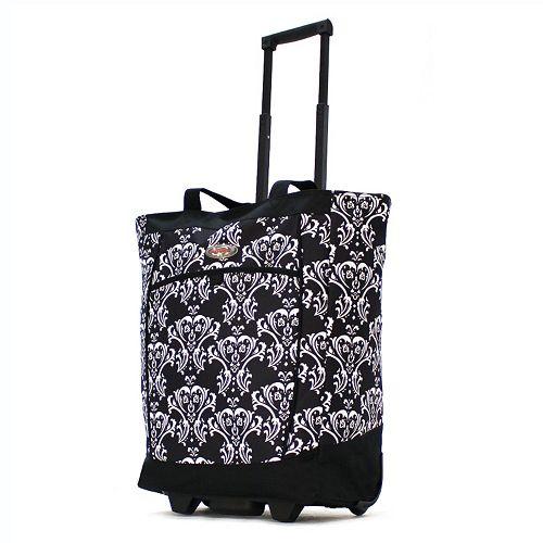 Olympia Fashion Wheeled Shopping Bag