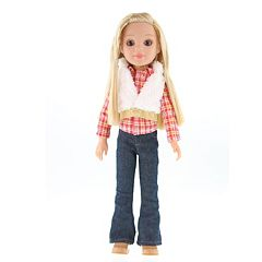 Paradise Horses Cowgirl Cool Doll by