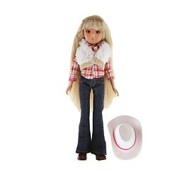 Paradise Horses Kylie Western Doll by