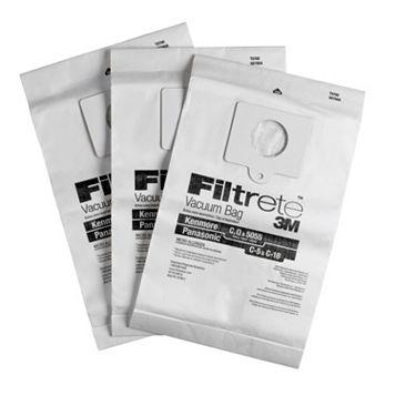 Filtrete 18-pack Micro Allergen Vacuum Bags