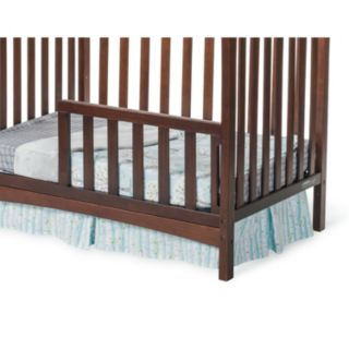 Child Craft Ashton Mini Convertible Crib Toddler Guard Rail