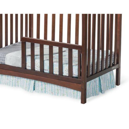 Child Craft Ashton Mini Convertible Crib Toddler Guard Rail