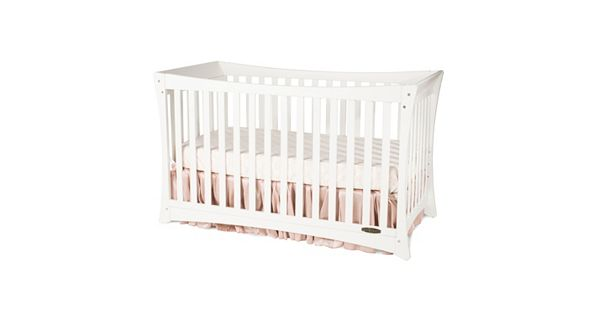 Child craft parisian 3 in 1 stationary crib for Child craft convertible crib instructions