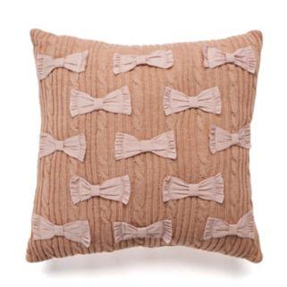 LC Lauren Conrad Cozy Sweater Throw Pillow