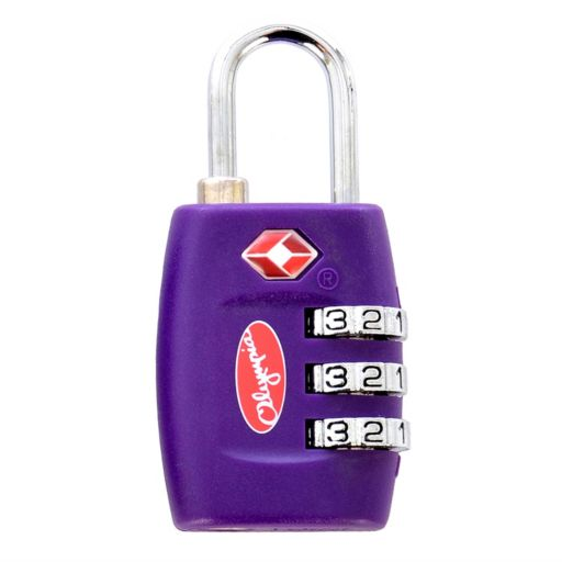 Olympia Luggage Combination Lock