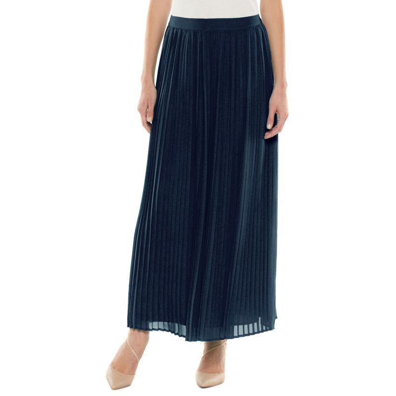 womens blue skirt kohl s