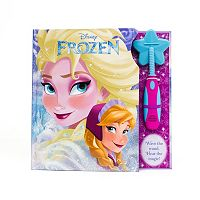 Disney's Frozen Magic Wand Sound Book