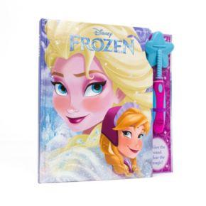 Disney's Frozen Magic Wand Sound Book