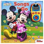 Disney's Mickey Mouse and Minnie Mouse Digital Music Player Sound Book