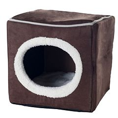 PAW Cozy Cave Enclosed Pet Bed - 12'' x 13.5''