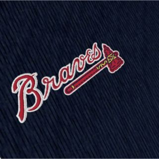 Men's Antigua Atlanta Braves Tempest Desert Dry Xtra-Lite Performance Jacket