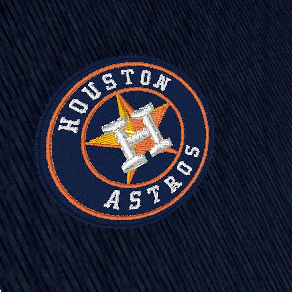 Men's Antigua Houston Astros Tempest Desert Dry Xtra-Lite Performance Jacket