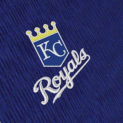 Men's Antigua Kansas City Royals Tempest Desert Dry Xtra-Lite Performance Jacket