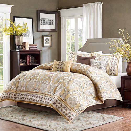 Madison Park Brenton 7 Pc Comforter Set