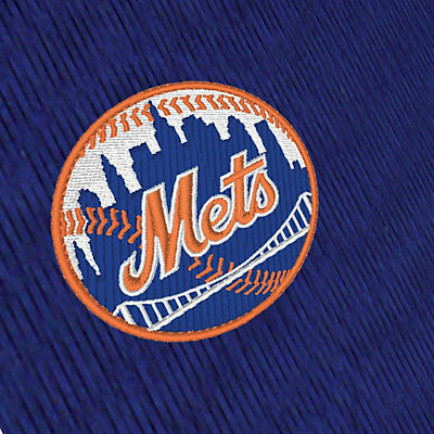 Men's Antigua New York Mets Tempest Desert Dry Xtra-Lite Performance Jacket