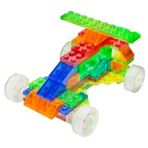 Laser Pegs Cars Construction Kit