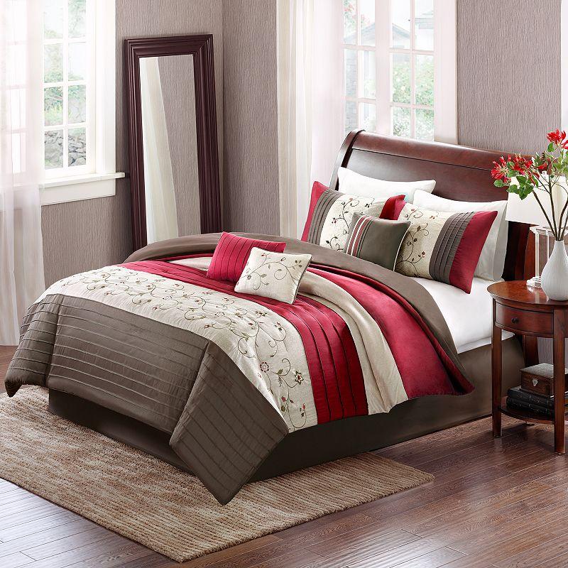 cal king embroidered comforter kohl 39 s