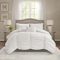 Madison Park Catalina 4-pc. Duvet Cover Set