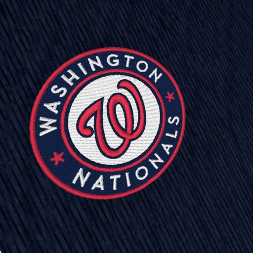 Men's Antigua Washington Nationals Tempest Desert Dry Xtra-Lite Performance Jacket
